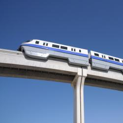Al Ittihad Park Monorail Station