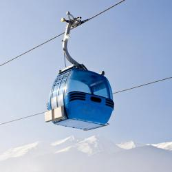 Alpette Ski Lift