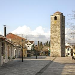 Clock Tower in Podgorica