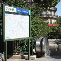 Stazione Metro Sèvres-Babylone