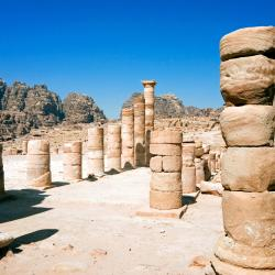 The Great Temple, Wadi Musa
