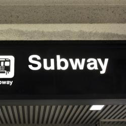 Bay Subway Station