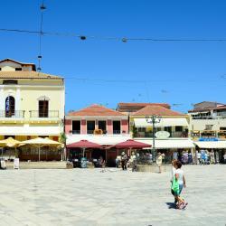 Dimokratias Square