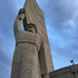 Zaisan Memorial, Улан-Батор