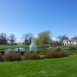 Visby Botanical Gardens