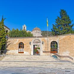 Saint Neophytos Monastery, Pafos
