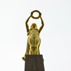 גלה פרה, לוקסמבורג