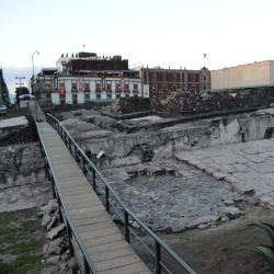 מוזיאון המקדש הגדול, מקסיקו סיטי
