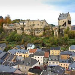 Castle Larochette, Larochette