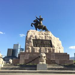 Chinggis Khan Statue, אולן בטור