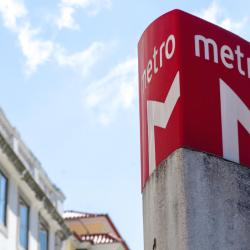 Entrecampos Metro Station