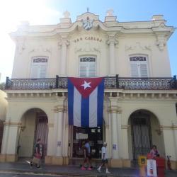 San Carlos Institute Casa Cuba