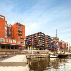 HafenCity Hamburk
