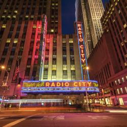 Konzertsaal Radio City Music Hall