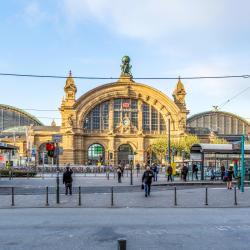 Frankfurto centrinė stotis