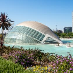 City of Arts & Sciences, Valencia