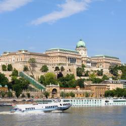 Budan linna, Budapest