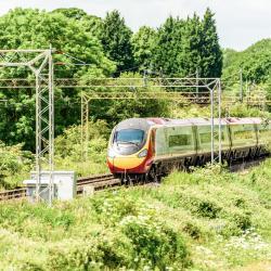 železniška postaja Coventry