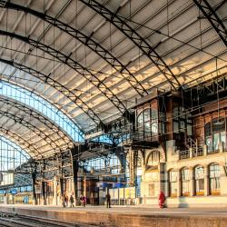 železniška postaja Haarlem