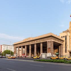 Bukarest norra tågstation