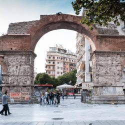 Rotunda and Arch of Galerius