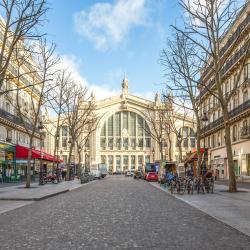 Gare du Nord jernbanestasjon