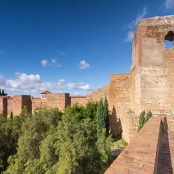 trdnjava Alcazaba