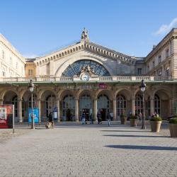 Восточный железнодорожный вокзал