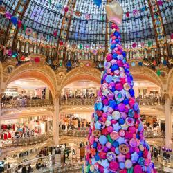 Galeries Lafayette -tavaratalo, Pariisi