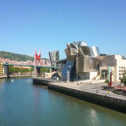 a Guggenheim Múzeum, Bilbao