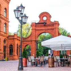 Manufaktura, Łódź