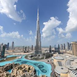 Debesskrāpis Burj Khalifa