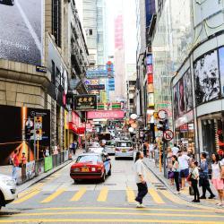 Lan Kwai Fong, Hongkong