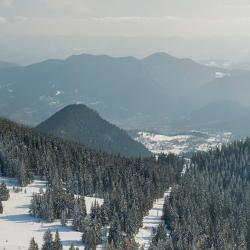 Pamporovo Ski Region 3 resorts