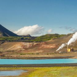 Lake Myvatn 9 guest houses
