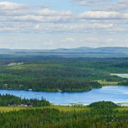 Oulu (province) 14 penziónov