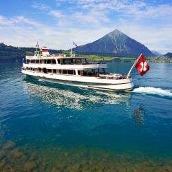 Lake Thun 50 accessible hotels