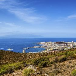 South Tenerife 4280 beach hotels