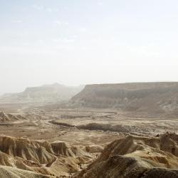 Negev 10 campgrounds