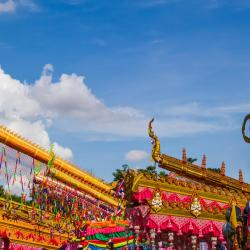 Sakon Nakhon Province 3 four-star hotels