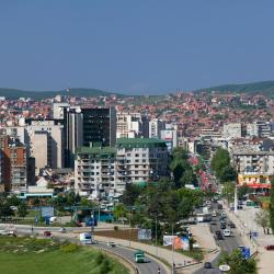 Pristina County 9 hostels