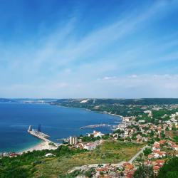 Balchik Coast  16 golf hotels