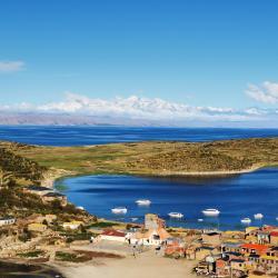 Isla del Sol Island 11 privatnih smještaja