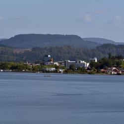 Lake Rotorua 6 resorts