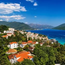 Herceg Novi County 16 serviced apartments
