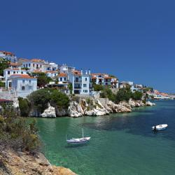Skiathos 17 luxury hotels