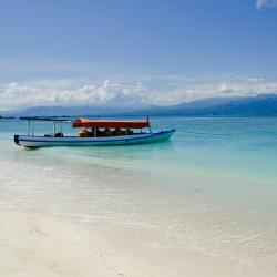 Gili Islands 100 resort villages