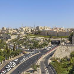 Jerusalem District 52 budget hotels