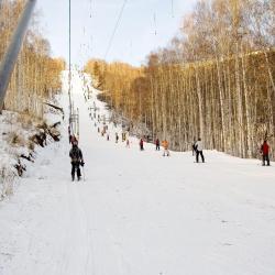Abzakovo Ski Resort 6 cabins