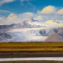 Vatnajokull Glacier 4 villas